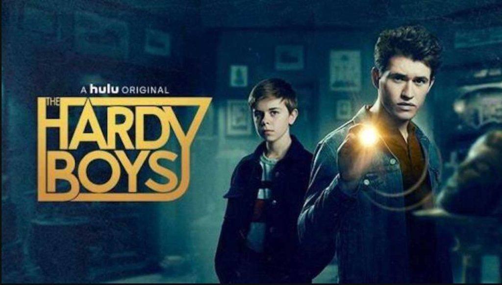 Hardy Boys Poster